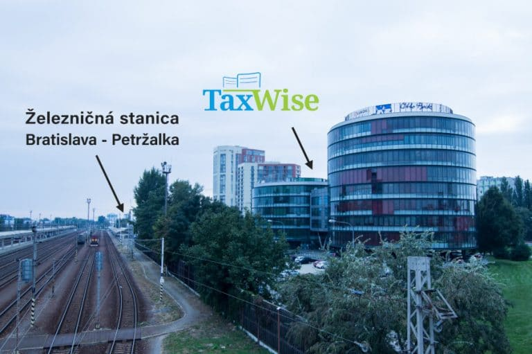TaxWise kancelária - Rontgenova Bratislava